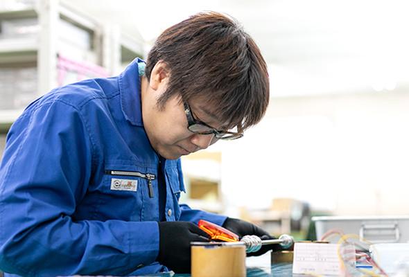木村製作所の生産管理部門